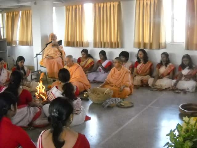 Vidyartini Homa - Photo 1